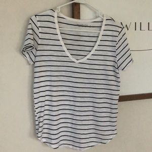 Women's Abercrombie & Fitch Striped Tee
